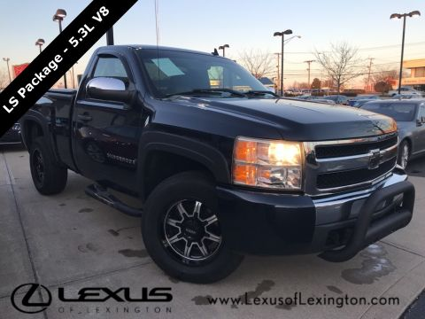 Used 2008 Chevrolet Silverado 1500 Work Truck
