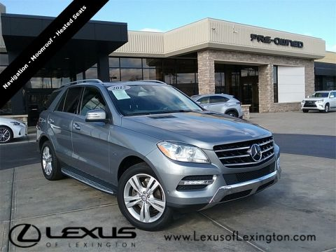 Used 2012 Mercedes-Benz M-Class ML 350
