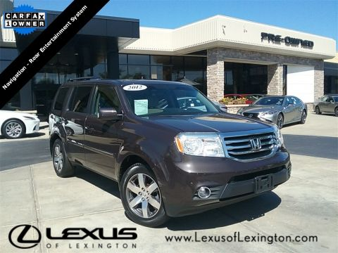 Used 2012 Honda Pilot Touring