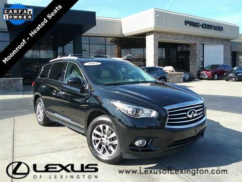 Used 2015 INFINITI QX60 Base