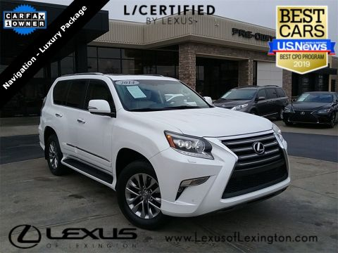 L/Certified 2014 Lexus GX 460 Luxury